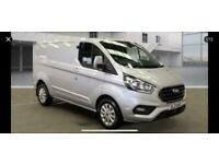 2021 Ford Transit Custom 2.0TDCI 130 Limited WOW DELIVERY MILEAGE 57 MILES!