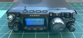 YAESU-FT-818ND HF Radio Multimode Portable Transceiver CB