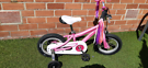 Childs bike specializrd age 2 to 5