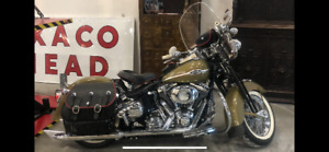 2007 Harley Heritage Springer Softail. Over $8000 in Extras