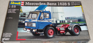 Revell Germany 1/25 Mercedes-Benz 1628S