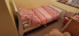 Sleigh bed and Trundle