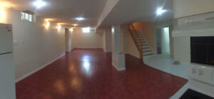 Great Basement In Central Mississauga