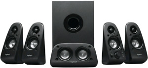 Logitech 5.1 Surround Sound Computer Speakers