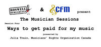 Nov 11th Ways to Get Paid For My Music