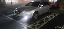 Audi a6 s line 2.0 tdi 170 hp