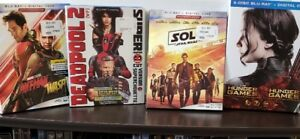 Digital HD Codes - Solo A Star Wars Story Ant-Man 2 and the Wasp