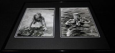 Lloyd Bridges Framed 16x20 Photo Display Sea Hunt
