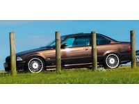 BMW 325i E36 BREAKING MODED VADERS BBS ALPINA M3 high spec m54