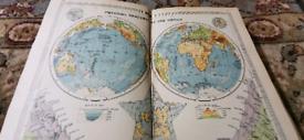 Bartholemew atlas 1923