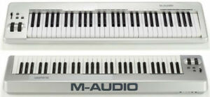 M-Audio Keystation 61 Midi Keyboard