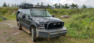 2000 Ford Excursion diesel 4x4