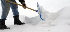 Snow Removal (ONLY SOUTH END)