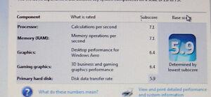 Asus Intel Q8200 Quad 8 Gigs DDR2 FX580 WiFi HTPC