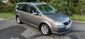 VW TOURAN SE 1.9 TDI 105BHP DIESEL *7 SEATER*
