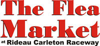 The Flea Market at Rideau Carleton Raceway OPENING May 1st