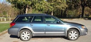 2006 Subaru  Outback Limited AWD Safetied and E-Tested