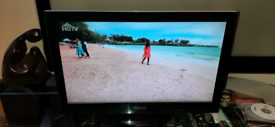 "Tv Technika 24"" LCD 12V /240v"