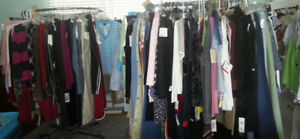 BRAND NAME Clothing LOTS - 100 pieces - Liquidation SALE