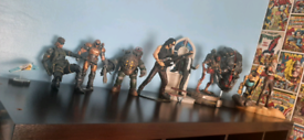 Gaming figures