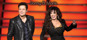 DONNY AND MARIE AT CASINO RAMA