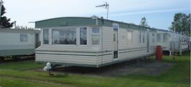 3 BEDROOM STATIC CARAVAN FOR LET SKEGNESS, PET FRIENDLY FRI 20TH - WED 25TH OCT 5 NIGHTS STAY