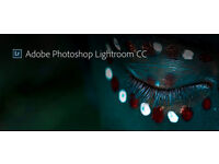 PHOTOSHOP LIGHTROOM 6.8 PC/MAC