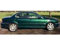 Jaguar X-Type 2.5 V6 SE (AWD) Auto 4dr Sat Nav long MOT only 2 owners (Including Me)