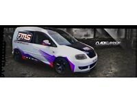 Vehicle Graphics, Signwriting, Vehicle Wraps, Graphic Design, Stickers, Decals