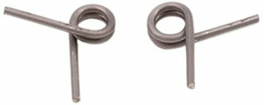 Team Associated 2306 NTC3 Series Clutch Shoe Springs Standard Blck 2 ASC2306 - $8.73