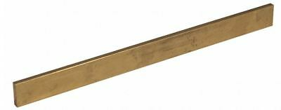 Brass Flat Stock 18 X 12 X 3 Alloy 360 Mill 12 Long Solid Rectangle Strip