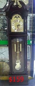 New Grandfather Clock  4 styles available from $149 Regents Park Logan Area Preview