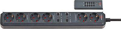 Funk Steckdose Funkschalt Steckdosenleiste fernbedienbar Fernbedienung Stecker