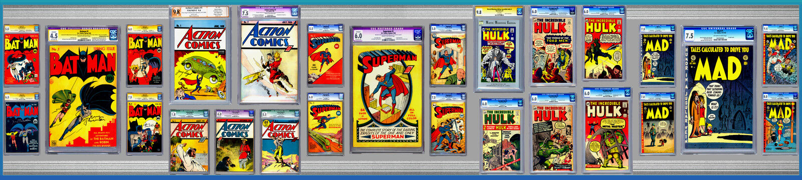 QuickSilver Collectibles