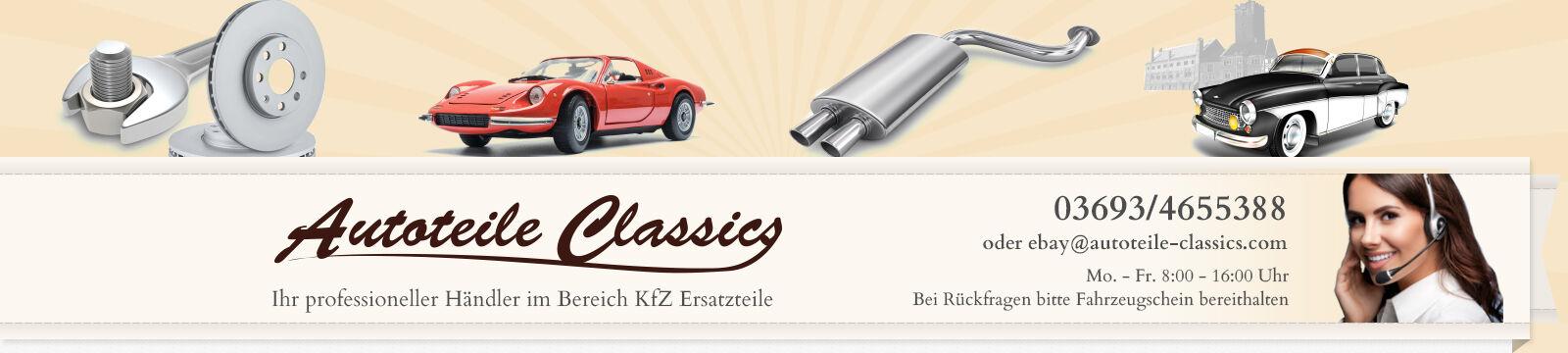 Autoteile Classics Shop