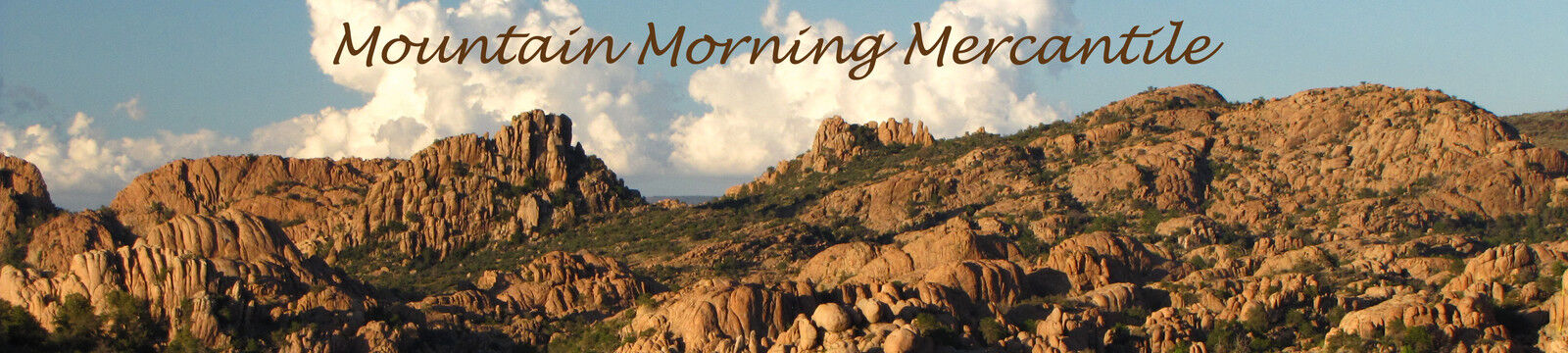 Mountain Morning Mercantile