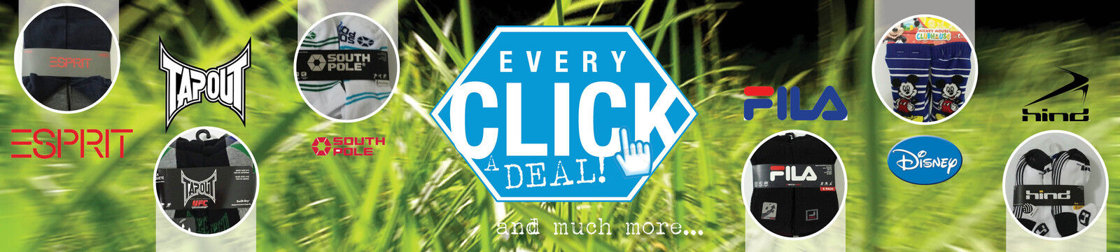 Every Click a Deal