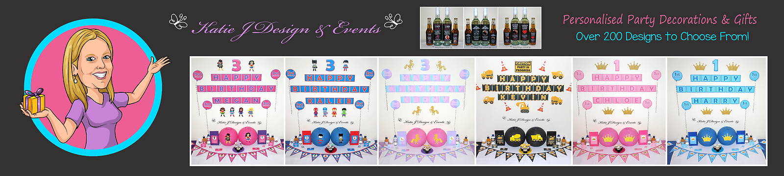 Katie J Design And Events