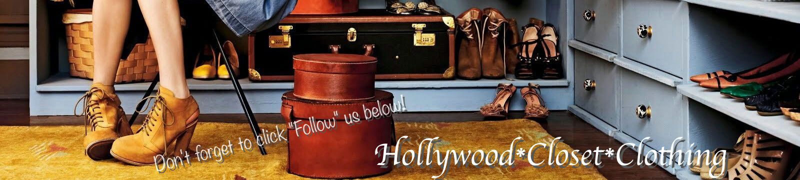 Hollywood Closet Clothing