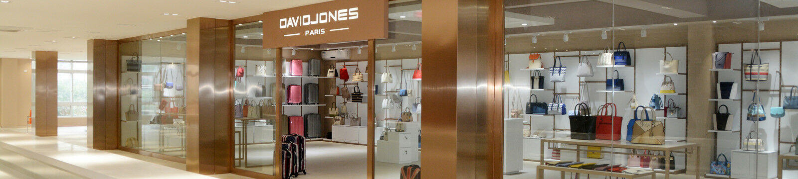 David Jones Paris