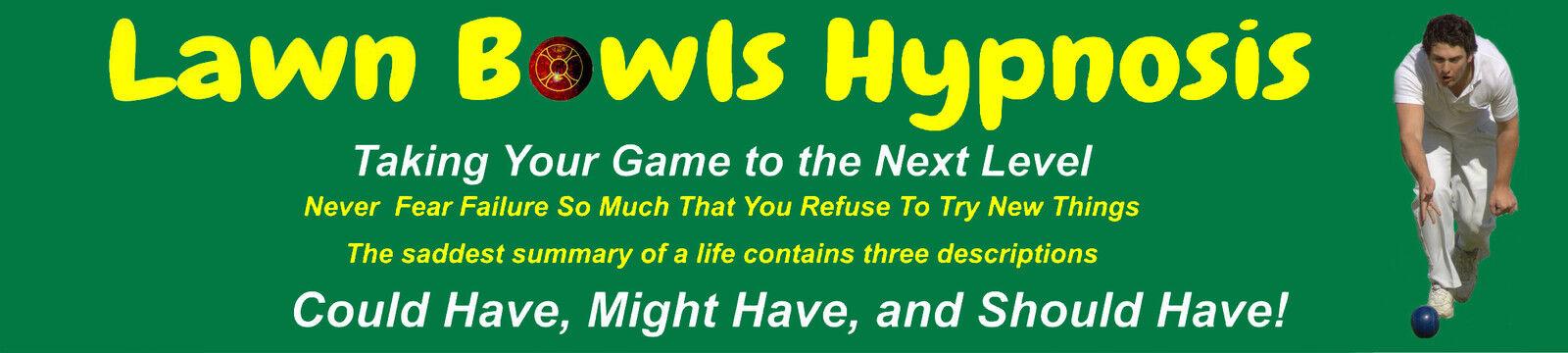 Lawn Bowls Hypnosis