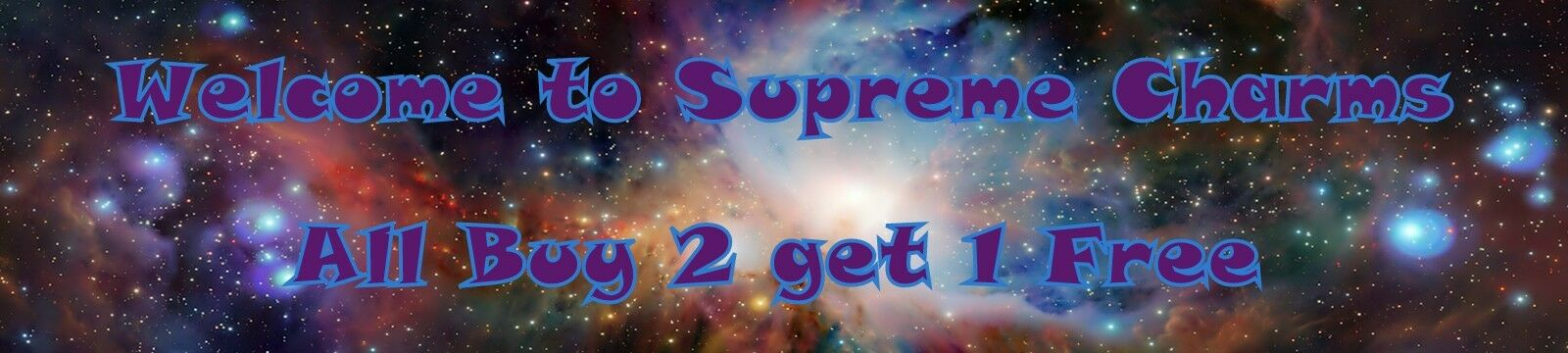 Supreme Charms