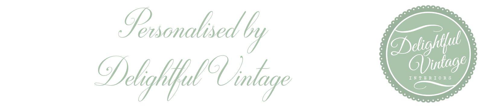 Personalised By Delightful Vintage