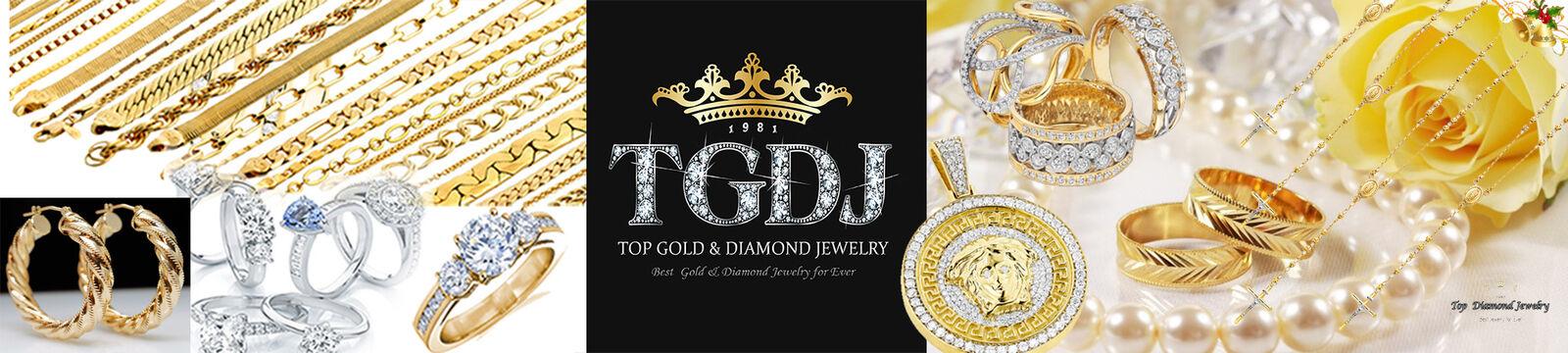 Top Gold & Diamond Jewelry