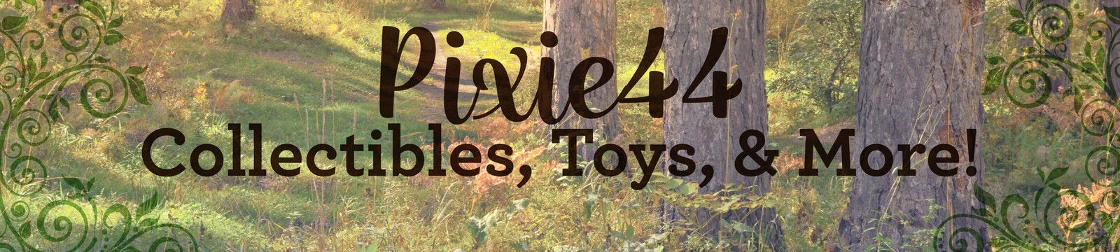 Pixie44 Collectibles-Toys and More