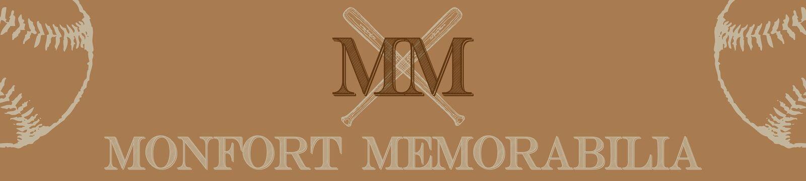 Monfort Memorabilia