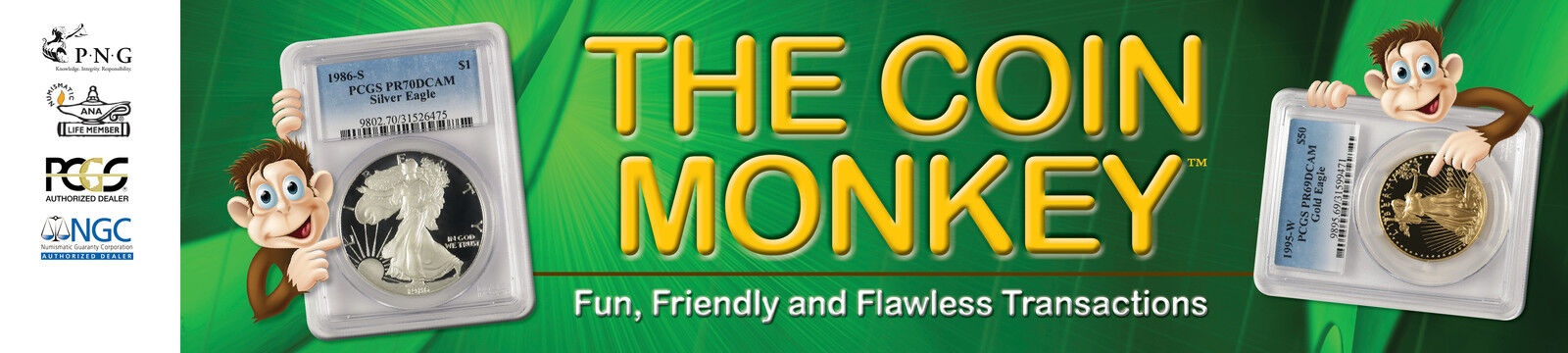 Your Coin Monkeys
