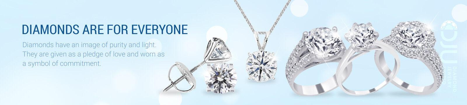 Items in Diamond Jewelry United store on eBay