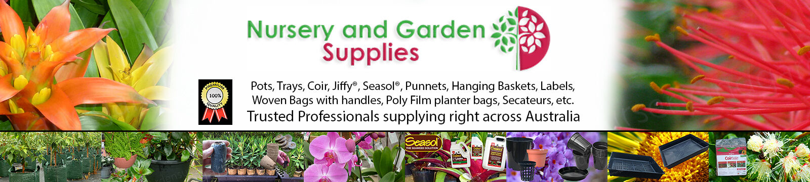 Nursery and Garden Supplies