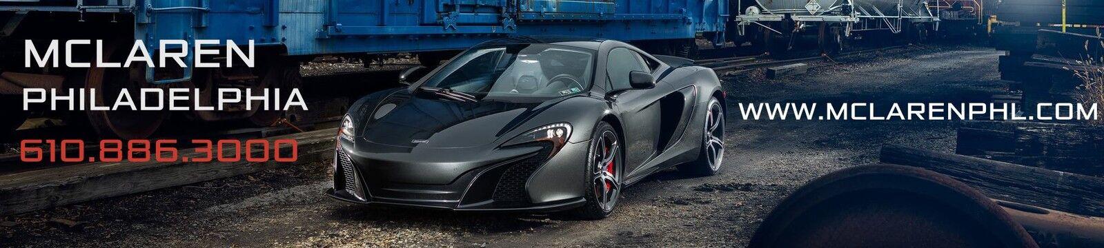 McLaren Philadelphia